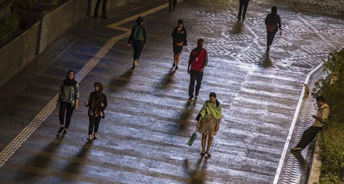 Studi Anjurkan Jalan Kaki Ringan demi Umur Panjang