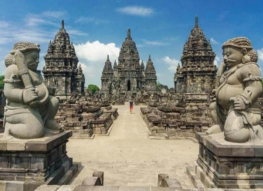 Kuil Budha Beserta Candi Terbesar Di Asia, Indonesia Termasuk loh !