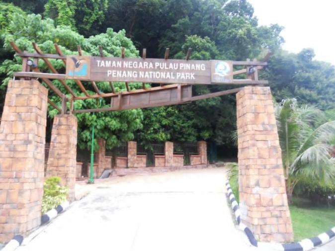 Taman Nasional Malaysia Yang Super Keren Panoramanya
